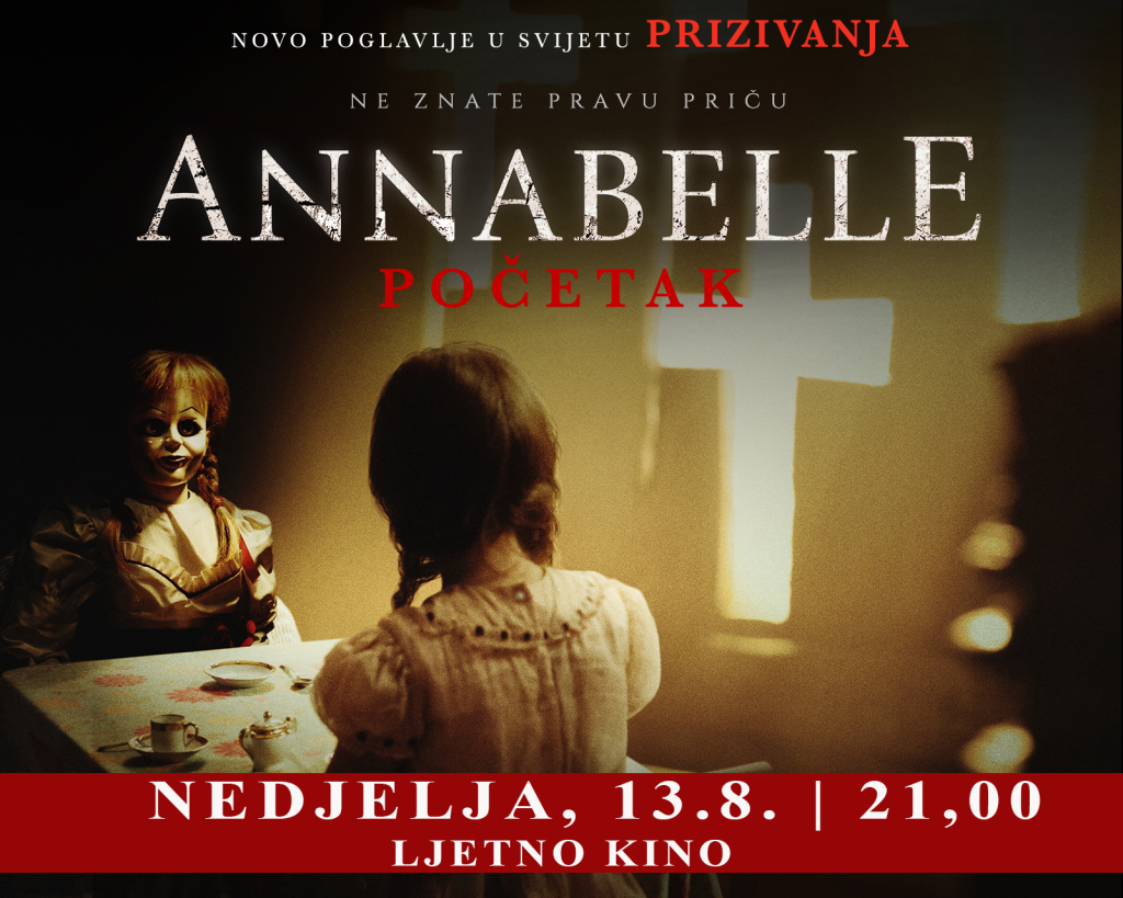 ANNABELLE 2 LED