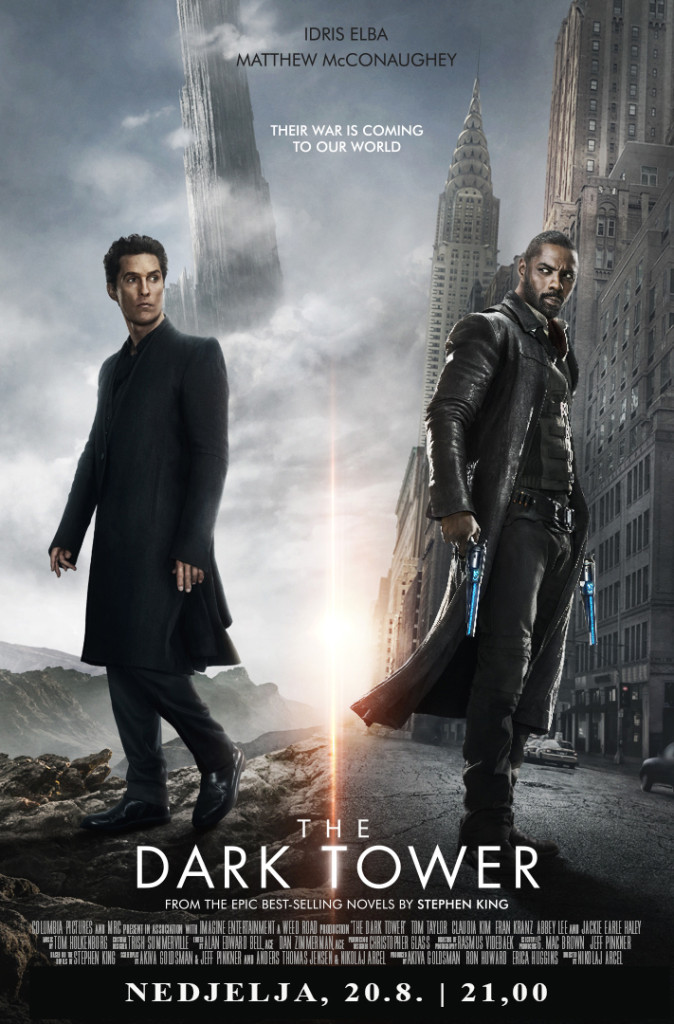 Dark tower plakat